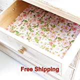 English Rose Scented Drawer Liners by Best British Gifts