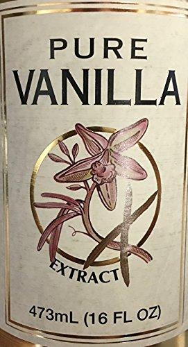 Kirkland Signature Pure Vanilla, 16 Ounce by Kirkland Signature (Image #2)