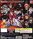 Rurouni Kenshin Meiji swordsman romantic Tan swing [4. Aoshi Shinomori] (single)