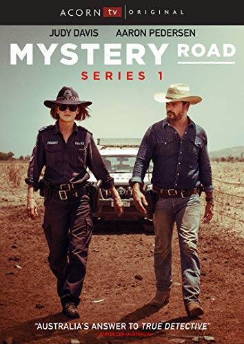 Mystery Road: Series 1 (Woman Dvd Mystery Series)