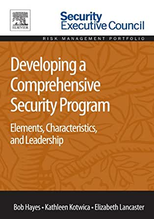 comprehensive security plan Democratic leaders unveiled their 'comprehensive real security program' among the proposals in the plan were provisions to eliminate osama bin laden and.