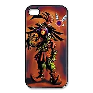 iPhone 4,4S Phone Case Black The Legend of Zelda BF5971281