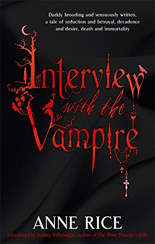 Book cover for Interview with the Vampire