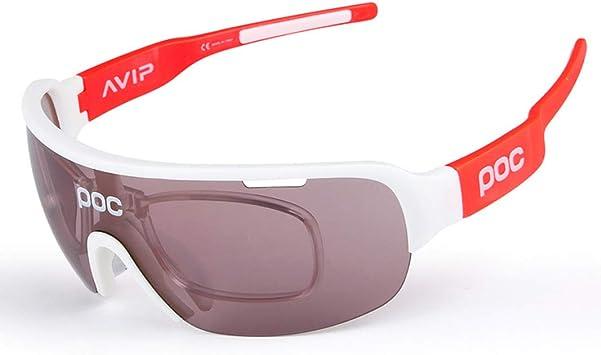 Elegantes gafas de sol de lentes polarizados para montar en ...