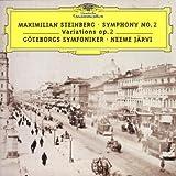 : Steinberg: Symphony No. 2, Variations Op. 2