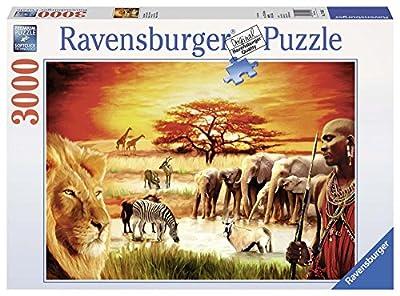Ravensburger Savannah Masai (3000 Pieces)