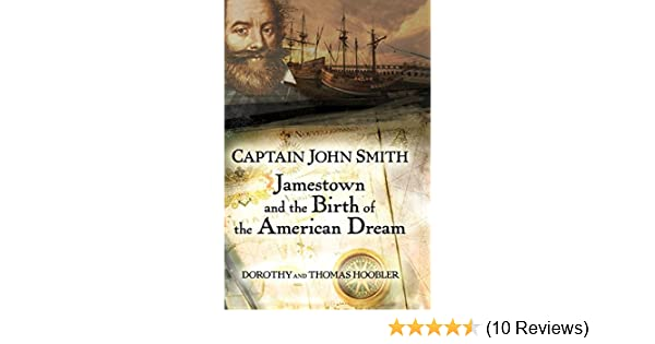 captain john smith helped jamestown survive when he