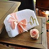 Bridesmaid Gift Cosmetic Bag (Quantity: 1). Cosmetic Bag Personalized. Makeup Bag Personalized. W7CB.