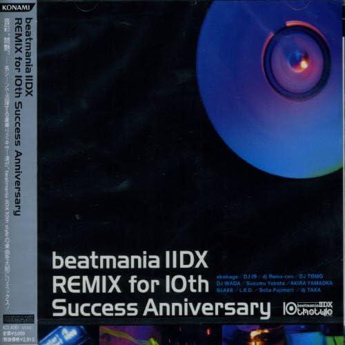 beatmania IIDX REMIX for 10th Success Anniversary CD