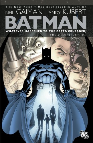 Batman: Whatever Happened to the Caped - Happened Whatever The Man To