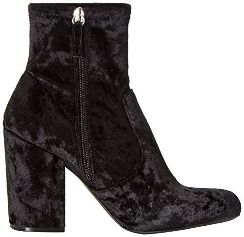 Velvet Steve Ankle Nero Gaze Women's Black Boots Madden vqF4vrf