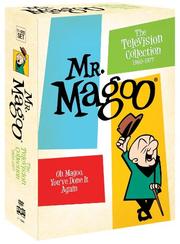 Mr. Magoo: The Television Collection, 1960-1977