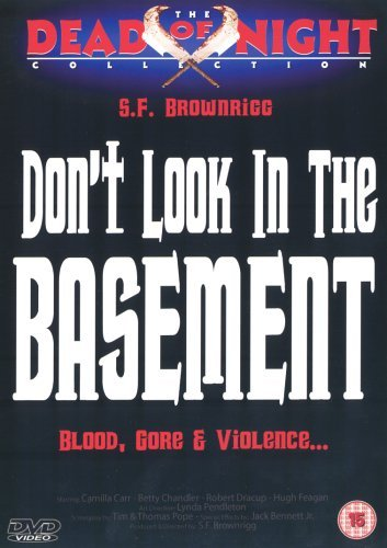 Don't Look in the Basement [Import anglais] (Basement Dvd)