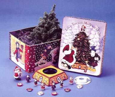 Muffy Trim A Tree Christmas Tree Kit 1994