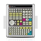 TJ Media TIR-304K Korean Remote Controller for TKR-304K, TKR-304E, TKR-355HK, TKR-365HK, TKR-360CK Karaoke