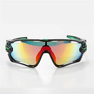 PIGF Ciclismo Occhiali da Sole polarizzati Occhiali da Sole per Bici da Corsa per Proteggere Gli Occhi personalità Sia Uomini Che Donne Occhiali da Sole Sportivi Occhiali da Ciclismo