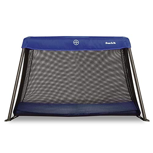 Dream On Me, Travel Light Playard, Blue