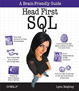 head first sql review