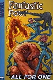 Marvel Age Fantastic Four Volume 1 Digest (Fantastic Four)