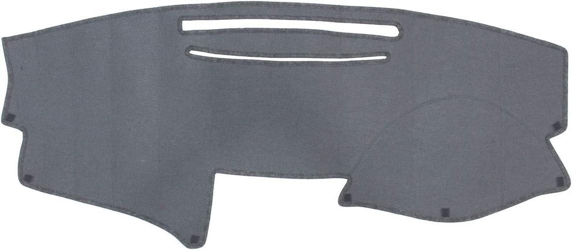 NewYall Black Dashboard Dash Cover Mat