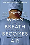 img - for [1784701998] [9781784701994] When Breath Becomes Air-Paperback book / textbook / text book