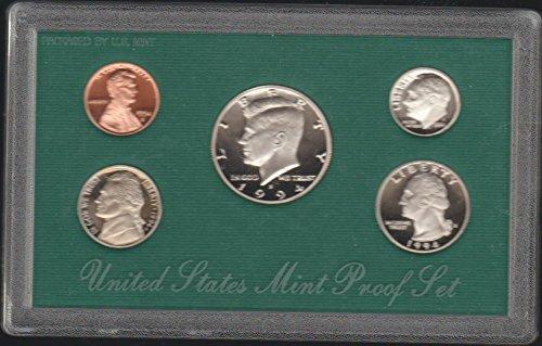 1994 S United States Mint Proof Set Proof