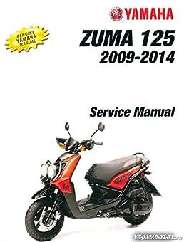 lit 11616 22 71 2009 2014 yamaha yw125 zuma 125 scooter service rh amazon com Yamaha Fz07fr Yamaha Fz07fr