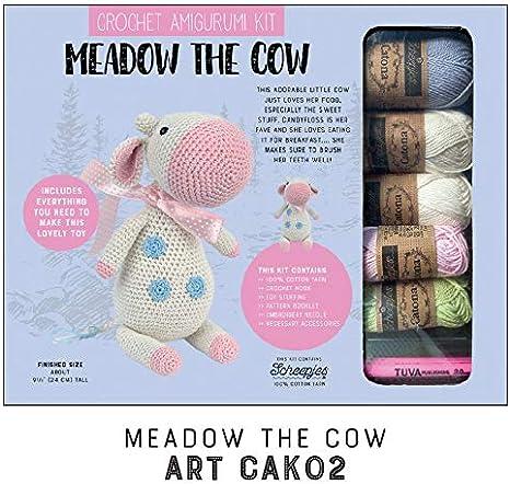 Kit de ganchillo amigurumi Kit de juguete de hilo de algodón Kit ...