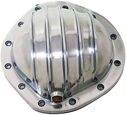 1962-82 Chevy/GM Truck Polished Aluminum Rear Differential Cover - 12 Bolt  w/ 8 75
