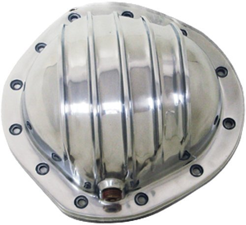 1962-82 Chevy/GM Truck Polished Aluminum Rear Differential Cover - 12 Bolt w/ 8.75