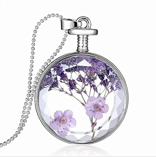 car-charms-for-rear-view-mirror-in-exquisite-colors-built-in-plant-specimens-lavender