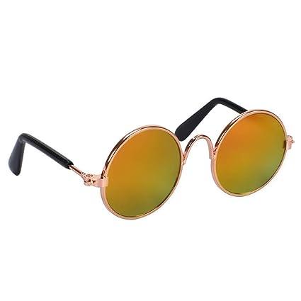 FGHB Fashions Felpudo Gafas de Sol Divertidas Mascotas Gato ...