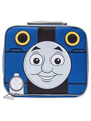 Thomas The Train Lunch Box - Thomas The Train Boys' Rectangular Lunch Kit