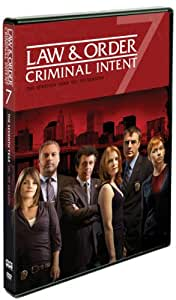 Law & Order: Criminal Intent: The Seventh Year '08 - '09 Season