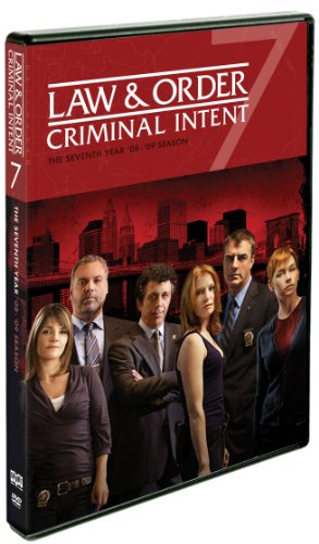Law & Order: Criminal Intent: Year Seven