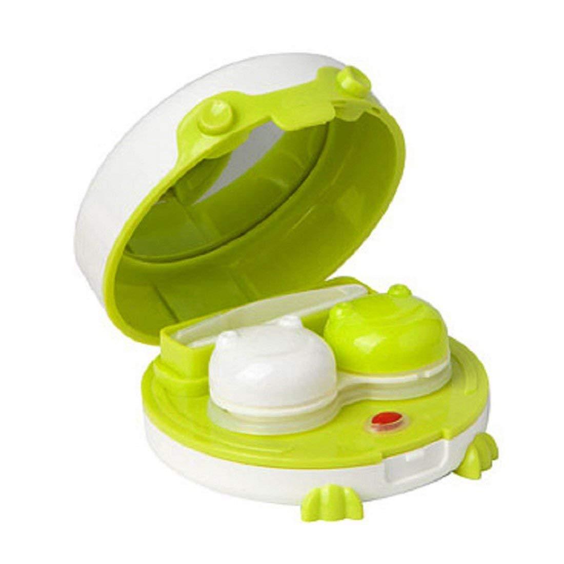 ... dispositivo de limpieza Encendido / apagado alimentado por botón Botón Limpiador de limpiaparabrisas Contenedor de la lavadora - Verde: Amazon.es: Hogar