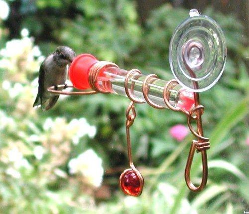 Wonder Window (Songbird Essentials SEHHWWH1 Window Wonder One Tube Feeder (Set of 1))
