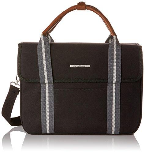Unbekannt Single Bolzano Luggage Bag / Shoulder, Unisex, Fa003480074, Brown, 36 X 26 X 15 Cm Black