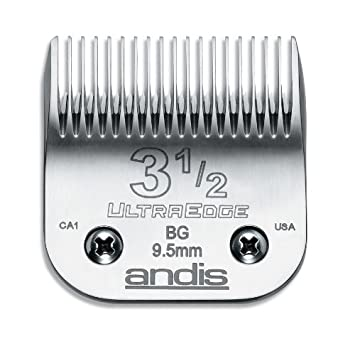 andis steel ultraedge clipper blade size312