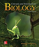Biology: Concepts and Investigations, 4th Edition Front Cover