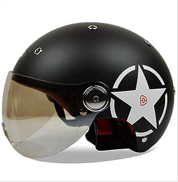 XIAHE De Gama Alta de la Motocicleta de la Manera Casco de Coche eléctrico Casco de