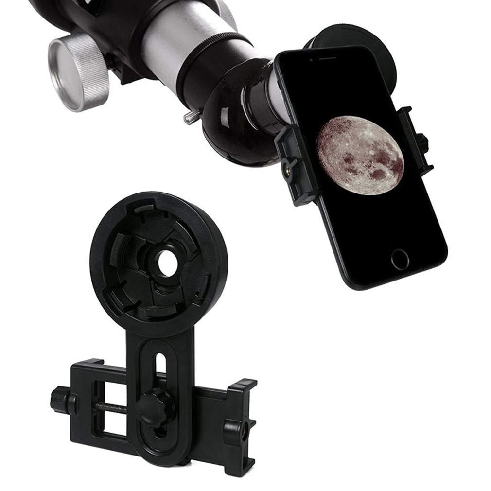 EBRICKON Telescope Phone Adapter for Monocular Phone Adapter Spotting Scope Telescopes Universal Mobile Phone Camera Adapter