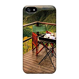 Hot Tpu Cover Case For Iphone/ 5/5s Case Cover Skin - Camp Figtree South Africa