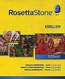 Aprende Inglés (Americano) con Rosetta Stone - Niveles 1-5 (Curso Completo)