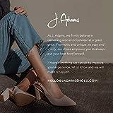 J. Adams Kym Mary Jane Oxford Heels - Round Toe