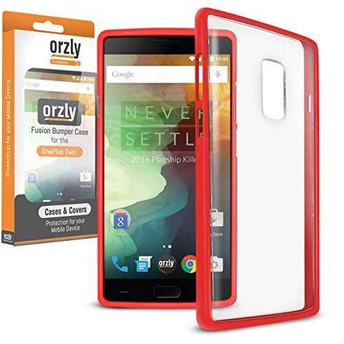 Orzly® FUSION Bumper Case Cover Shell f