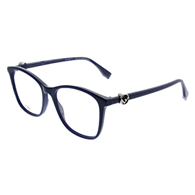51f3692d40 Image Unavailable. Image not available for. Color  Eyeglasses Fendi Ff 300  0PJP Blue