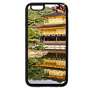 iPhone 6S / iPhone 6 Case (Black) golden-palace