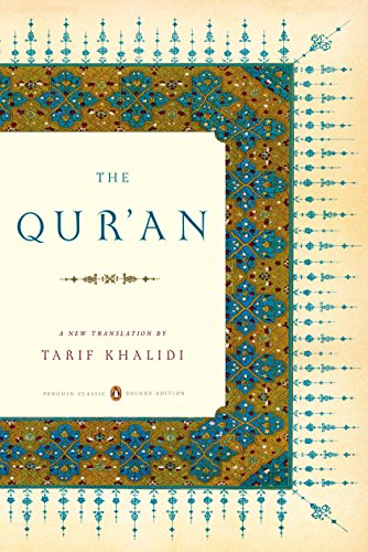 - The Qur'an: A New Translation