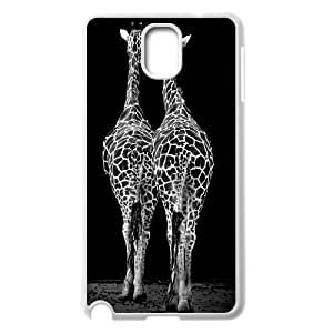 Custom Colorful Case for Samsung Galaxy Note 3 N9000, Giraffe Cover Case -R672577
